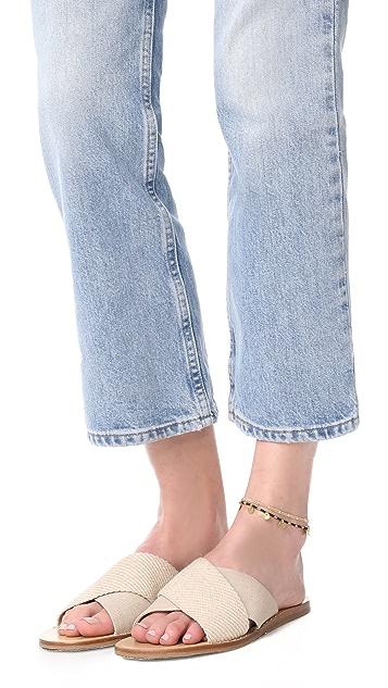 Cloverpost Sprinkle Anklet
