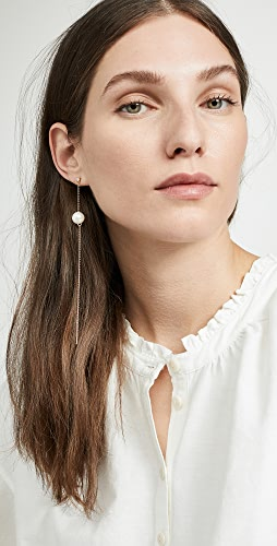 Cloverpost - Buoy Single Earring with Freshwater Cultured Pearl