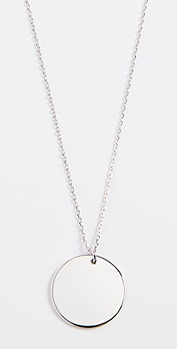 Cloverpost - Circle Medallion Necklace