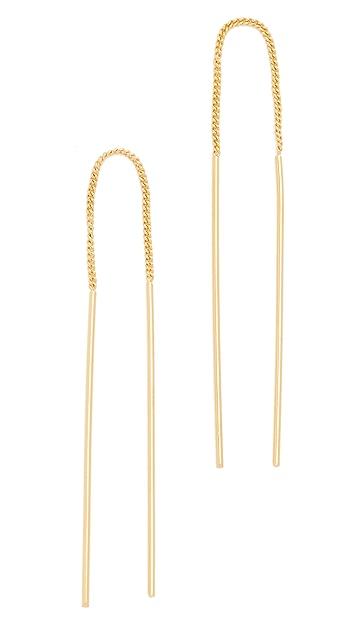 Cloverpost Verge Earrings