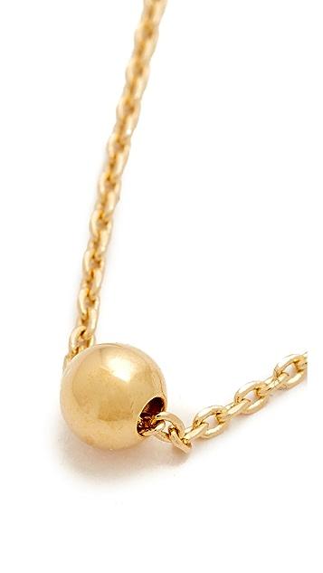 Cloverpost Globe Necklace
