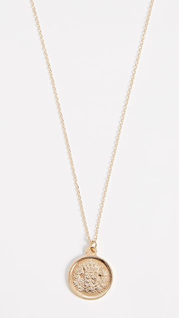 Cloverpost 1971 Necklace