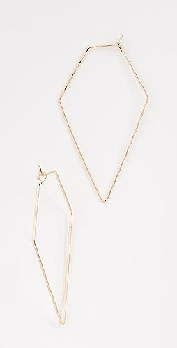Cloverpost - Pine Earrings