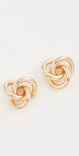 Cloverpost - Fortune Earrings