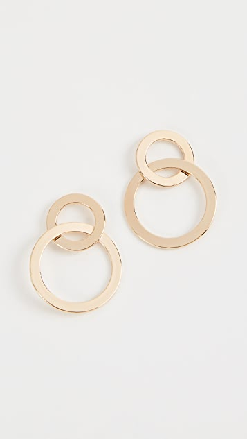 Cloverpost Weld Earrings