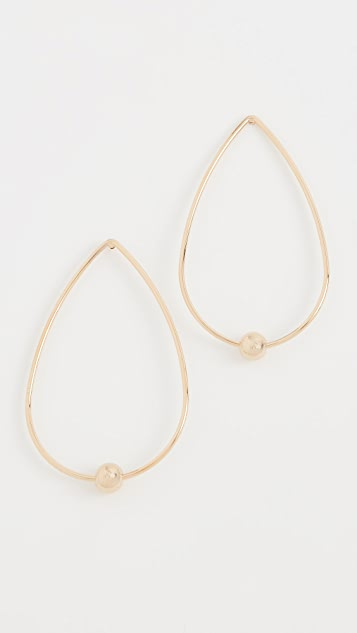 Cloverpost Halt Earrings