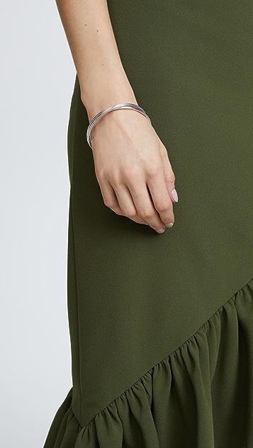 Cloverpost Coil Bracelet