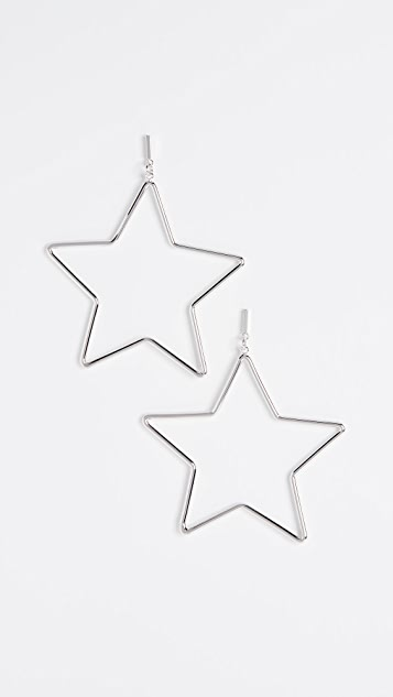 Cloverpost Vivid Star Earrings