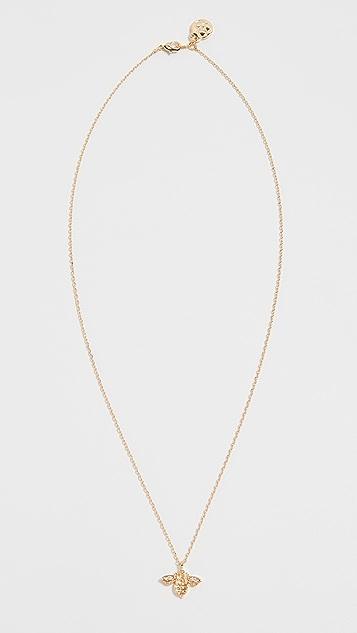 Cloverpost Bee Necklace