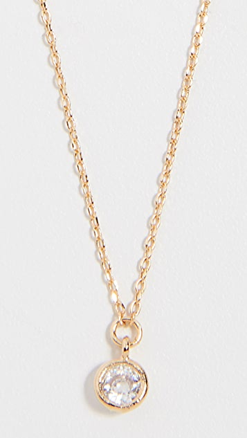 Cloverpost Bulb Necklace