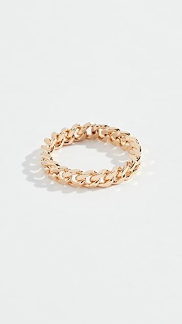 Cloverpost Large Curb Chain Ring