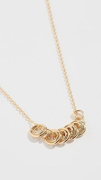 Cloverpost Net Necklace
