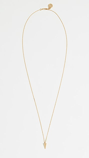 Cloverpost Spike Necklace