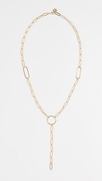 Cloverpost Churn Necklace