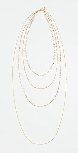 Cloverpost - Motley Necklace