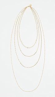 Cloverpost Motley Necklace