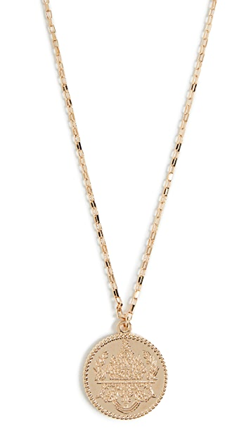 Cloverpost Society Necklace