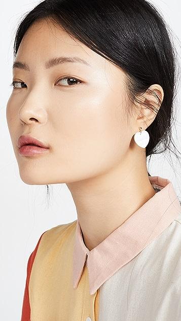 Cloverpost Sheen Skim Earrings