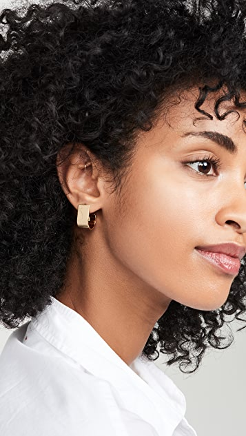 Cloverpost Scoop Earrings