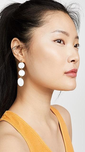 Cloverpost Luster Earrings