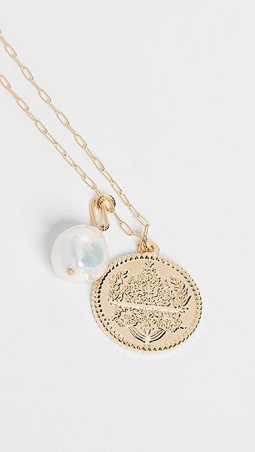 Cloverpost Habitual Necklace