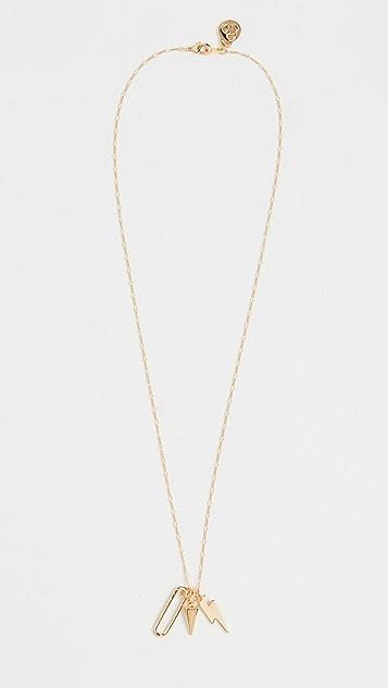 Cloverpost Heap Necklace