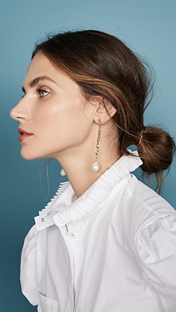 Cloverpost System Earrings