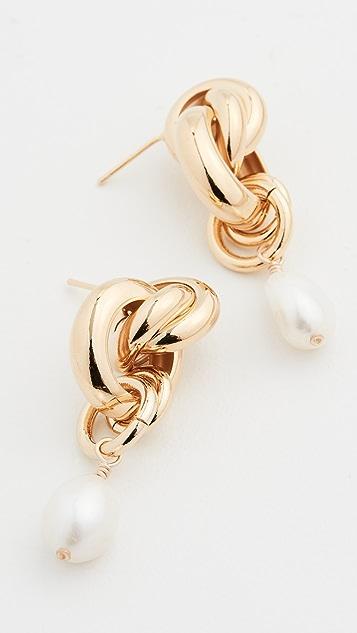 Cloverpost Linger 耳环