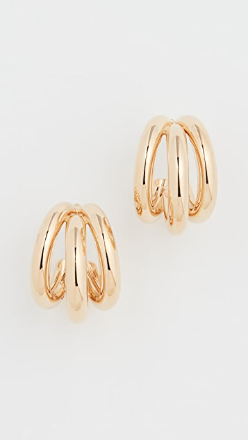Cloverpost Cave Earrings