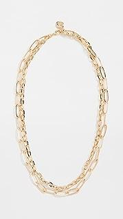 Cloverpost 针织项链