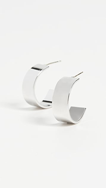 Cloverpost Stroll 圈式耳环