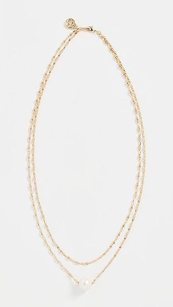 Cloverpost Park Necklace