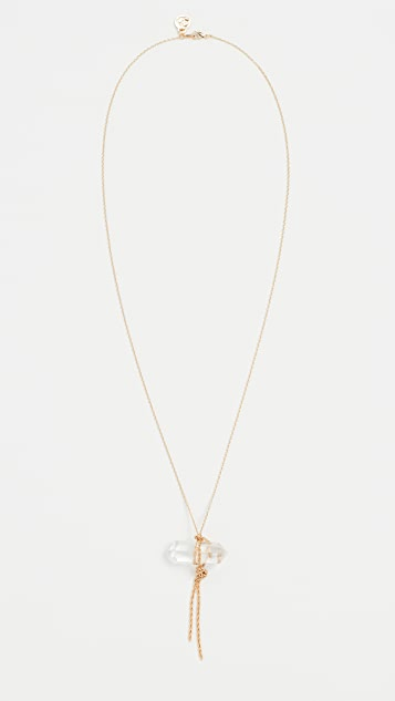 Cloverpost Charge Necklace