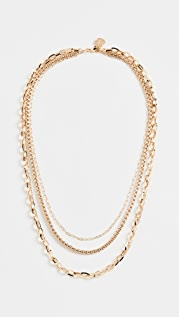Cloverpost Surface Necklace