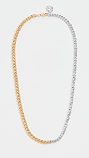 Cloverpost Page Necklace