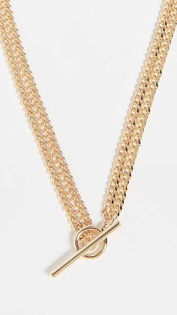 Cloverpost Board Necklace