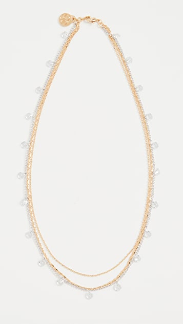 Cloverpost Basket Necklace