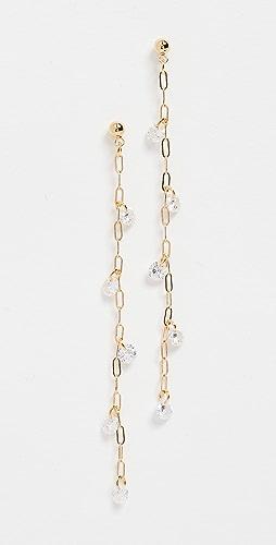 Cloverpost - Iris Earrings