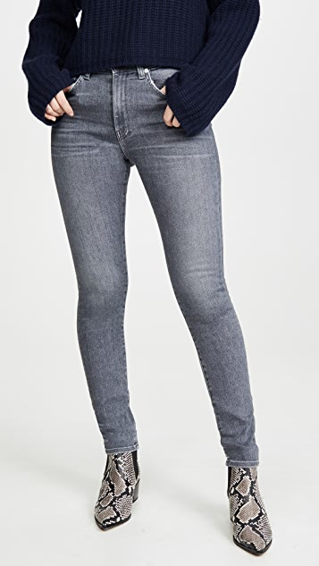CQY Palme High Rise Skinny Jeans