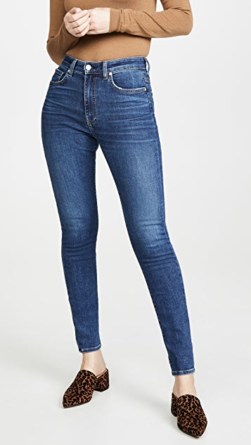 CQY Palme High Rise Skinny Jeans
