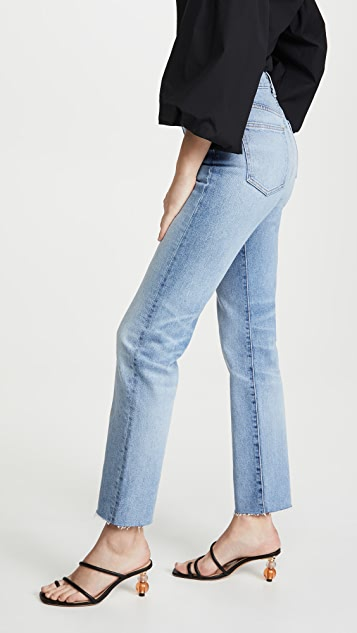 CQY Nineties Vintage Straight Jeans
