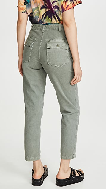 CQY Officer Army Pants