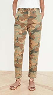 CQY Charm Minimalist Trousers