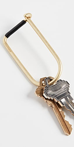 Craighill - Wilson Enameled Key Ring