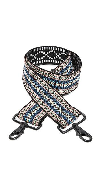 Carrie'd NYC Darcey Adjustable Guitar Handbag Strap