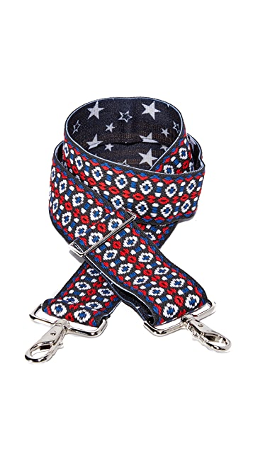 Carrie'd NYC Alexandra Adjustable Guitar Handbag Strap