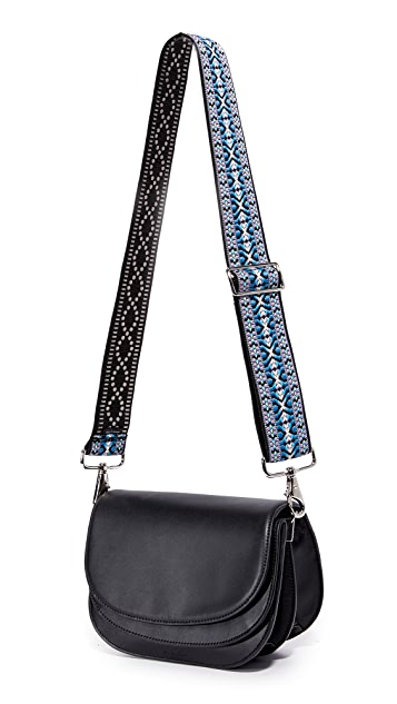 Carrie'd NYC Allison Adjustable Guitar Handbag Strap