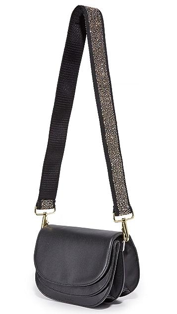 Carrie'd NYC Chelsea Guitar Handbag Strap