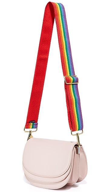 Carrie'd NYC Chloe Adjustable Guitar Handbag Strap
