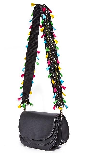 Carrie'd NYC Mimi Guitar Handbag Strap
